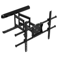 "BEST 37-70"" TV Full-Motion Wall Mount"