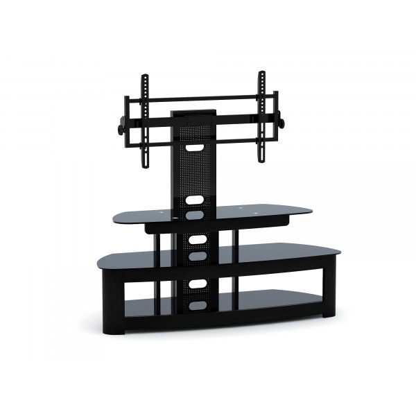 BEST Wood Home Theater Stand with 37-60